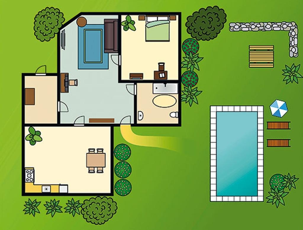 Správne umiestnenie domu na pozemku